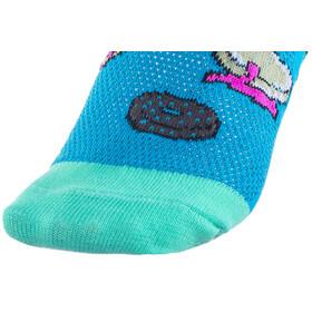 "DeFeet Aireator 6"" Socks Doughnut (Blau)"